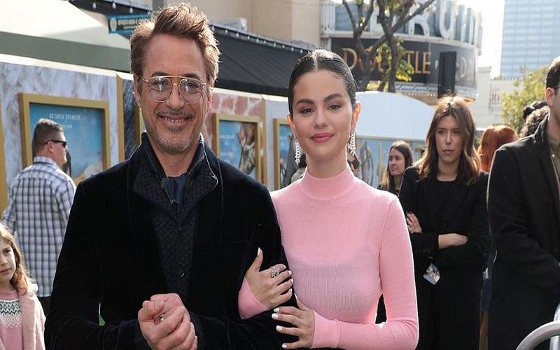 Photo of Selena Gómez y Robert Downey Jr. reinan en el estreno de «Dolittle»