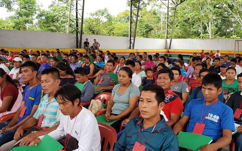 Photo of Comunidades kichwas de Loreto en Orellana reciben sus escrituras públicas