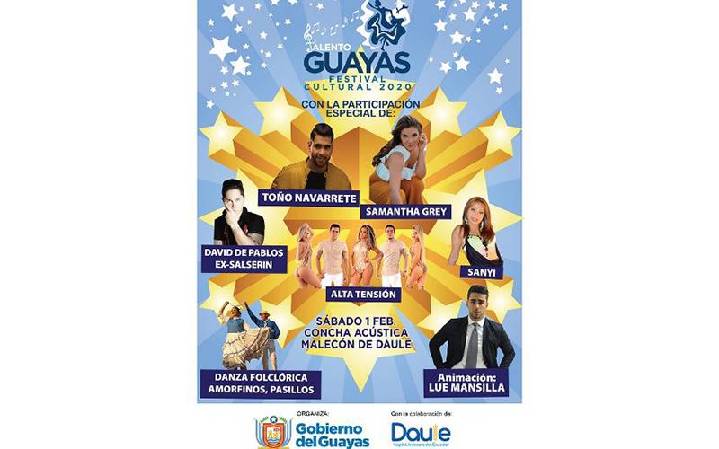 Photo of Gobierno del Guayas impulsa el rescate de la cultura guayasense