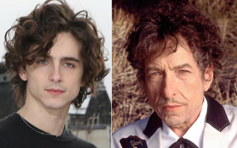 Photo of Timothée Chalamet será Bob Dylan en una cinta de James Mangold