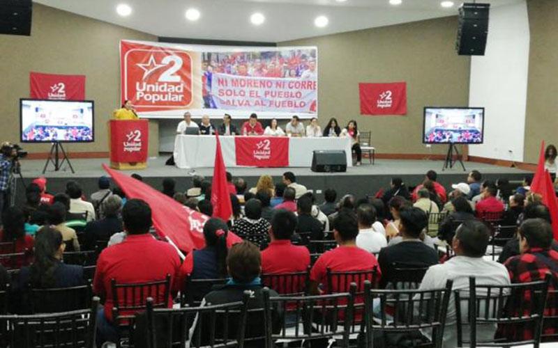 Photo of Unidad Popular piensa en un candidato indígena a la Presidencia de la República