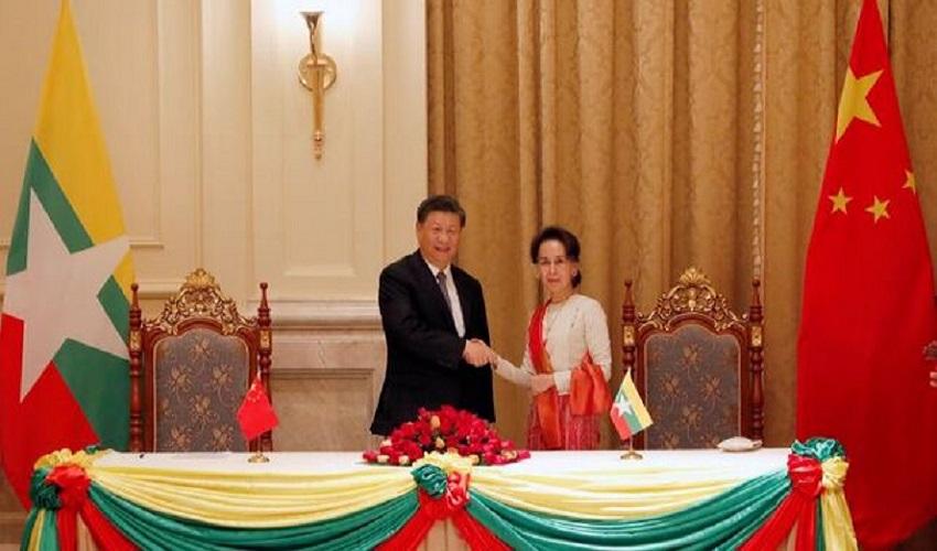 Photo of Xi culmina una histórica visita a Birmania enfocada en la inversión