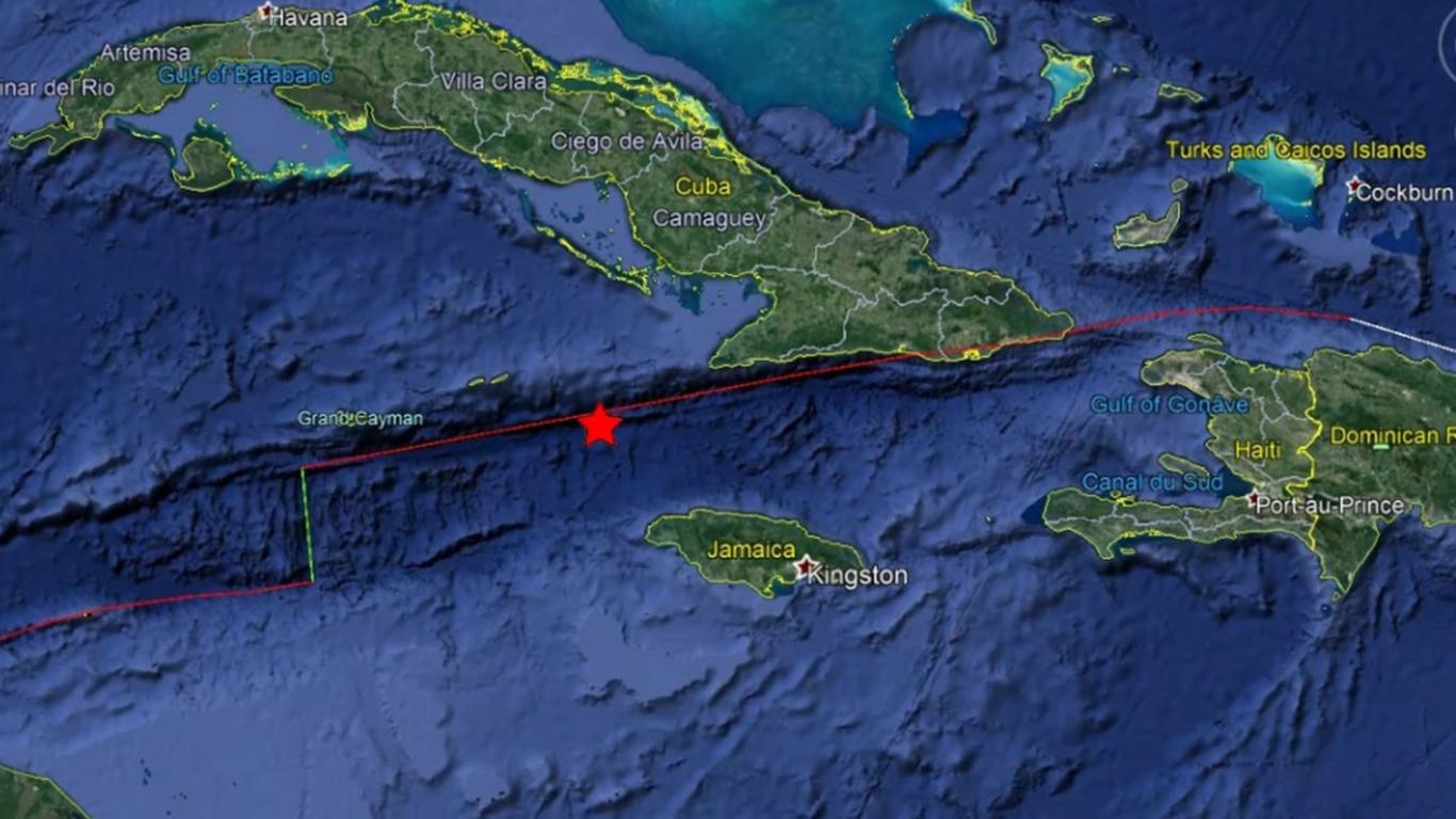 Photo of Alerta de Tsunami en Cuba por terremoto de 7.7 al norte de Jamaica