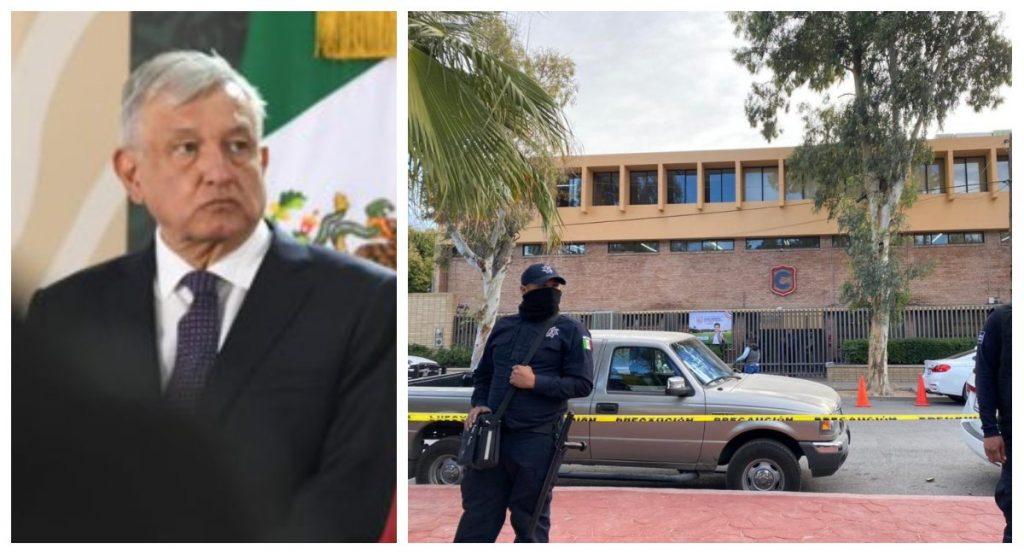 Photo of López Obrador lamenta tiroteo en escuela de México y da pésame a familiares