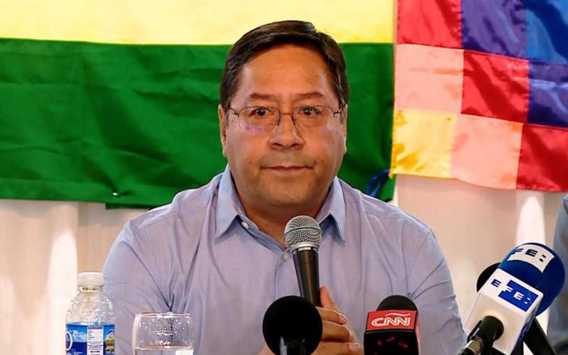 Photo of Arce regresa a Bolivia para preparar la campaña del partido de Evo Morales