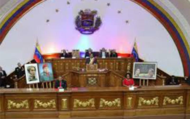 Photo of Constituyente venezolana acusa a Eurocámara de querer desestabilizar el país