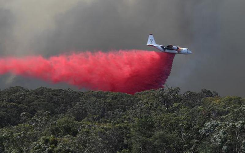Photo of Avión que combatía incendios se estrella en Australia y deja tres muertos