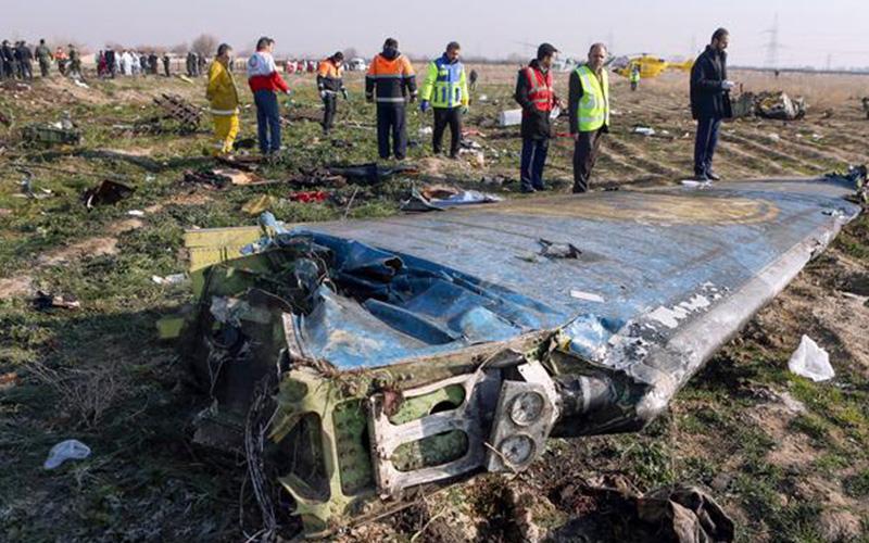 Photo of Justicia iraní anuncia arrestos tras tragedia de avión derribado por misil