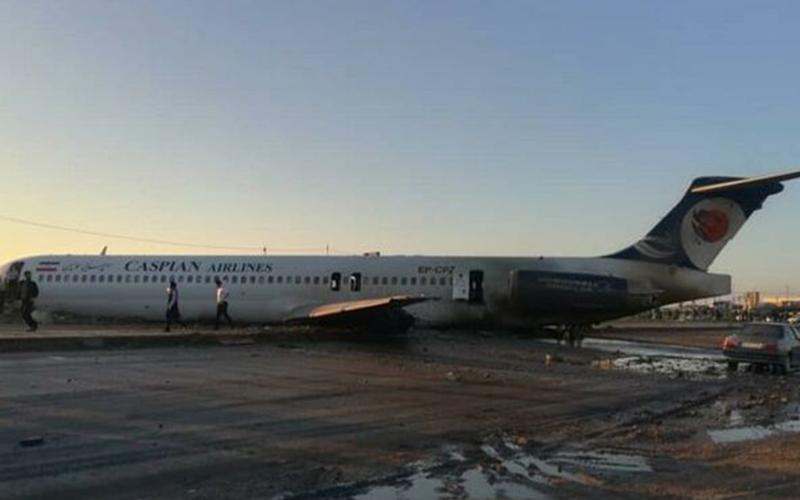 Photo of Un avión de pasajeros se estrella en Afganistán y no deja supervivientes