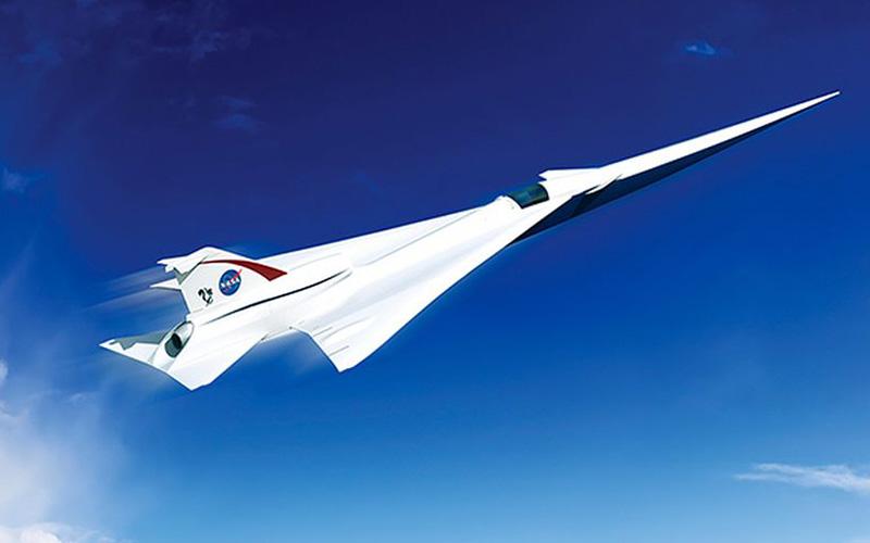 Photo of Luz verde para el nuevo avión supersónico silencioso de la NASA