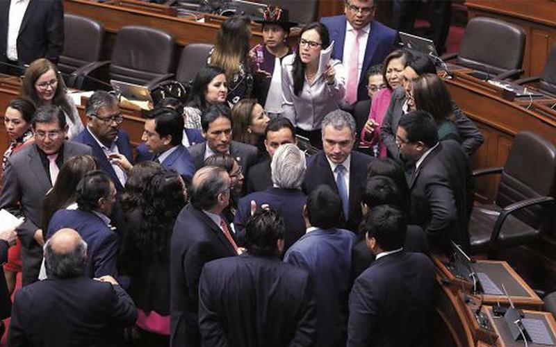 Photo of El Tribunal Constitucional declara constitucional la disolución del Congreso