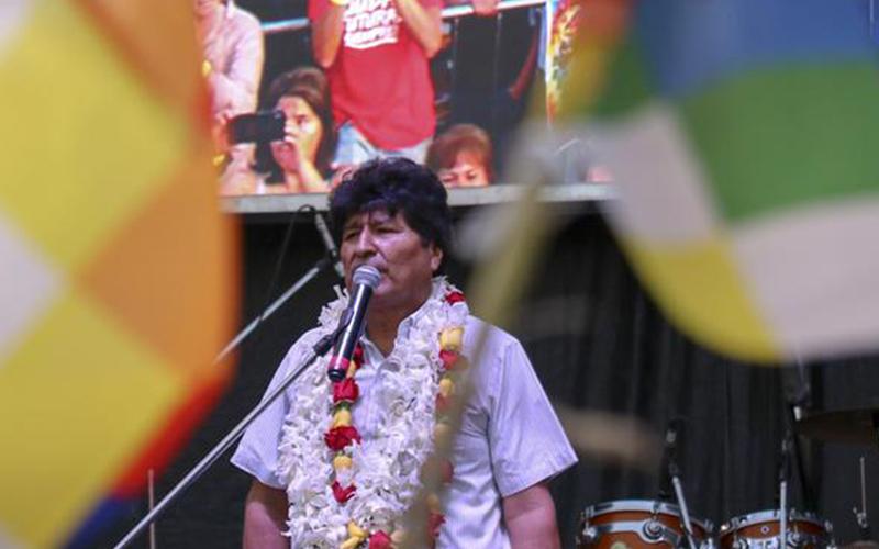 Photo of Afines a Evo Morales aceptan candidato presidencial para evitar división