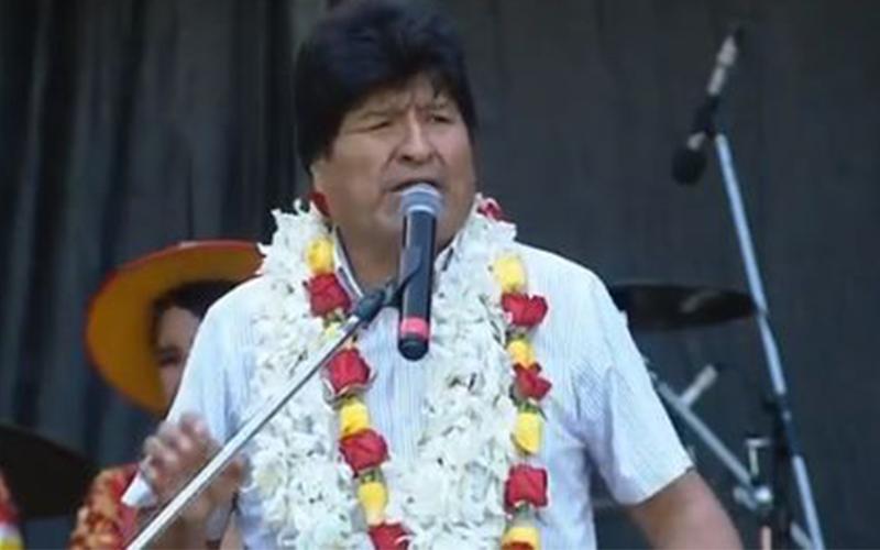 Photo of Evo busca un curul en el Legislativo; entregó un poder para su inscripción como candidato