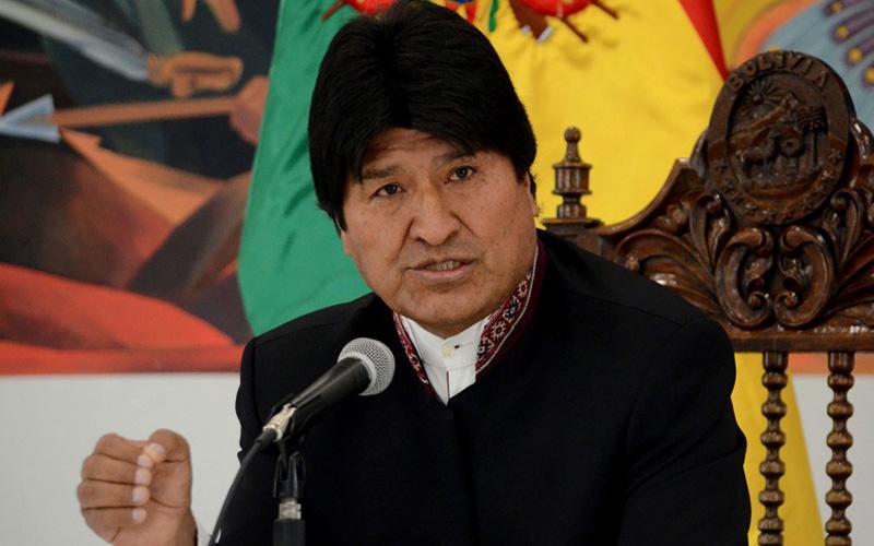 Photo of Bolivia activa orden de apremio internacional contra Evo Morales