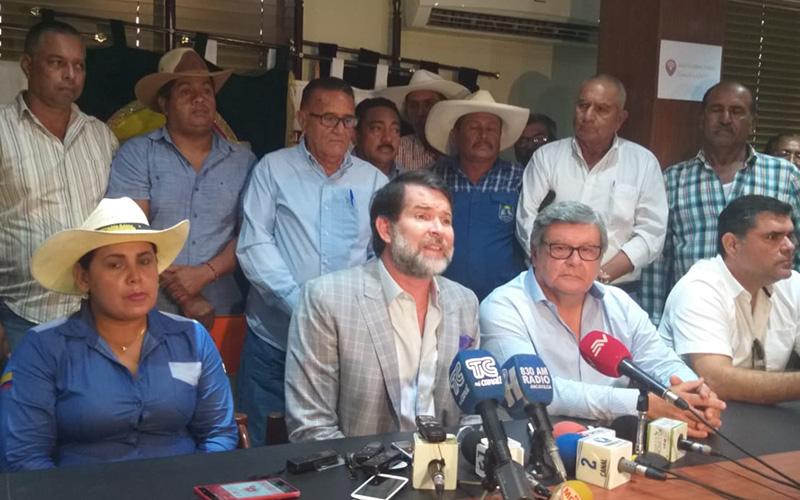 Photo of [Audio] Ganaderos solicitan mayor protección de autoridades.