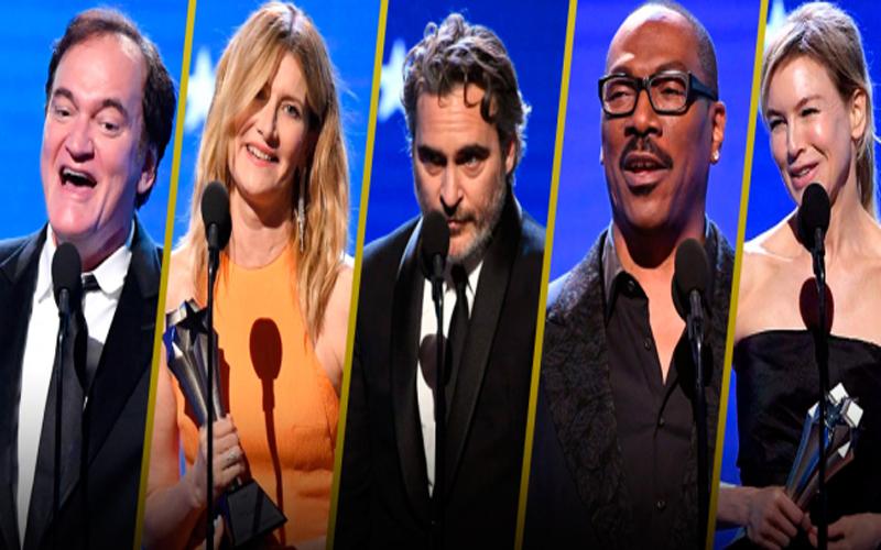 Photo of Los grandes ganadores de los Critics' Choice Awards 2020