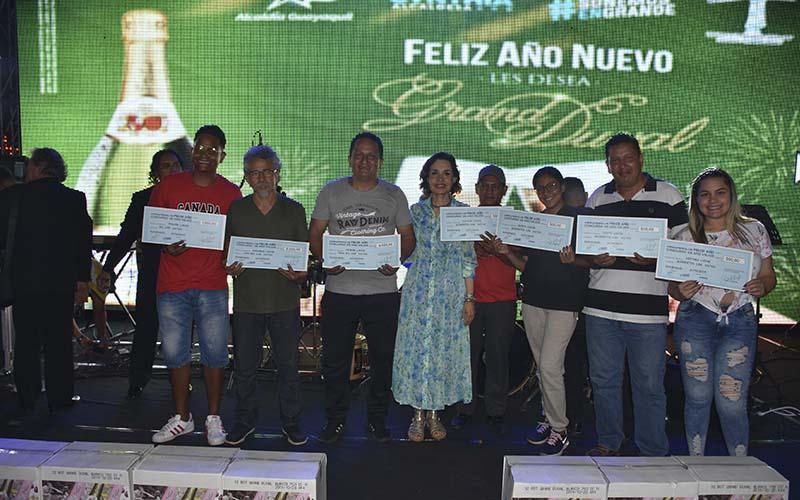 """Photo of """"200 años de libertad"""" fue el ganador del concurso de monigotes 2019"""