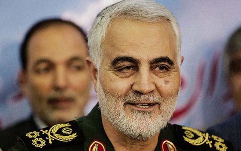 Photo of General iraní Soleimani muere en bombardeo ordenado por Trump