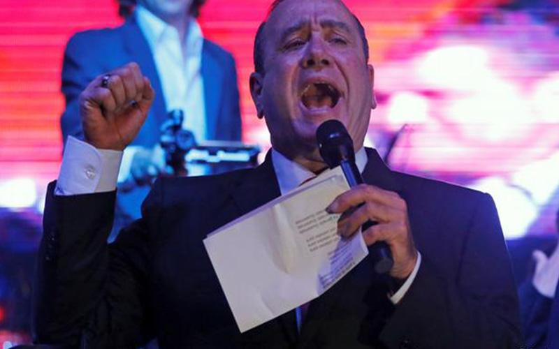 Photo of Giammattei asume presidencia de Guatemala con promesas de atacar pobreza y corrupción