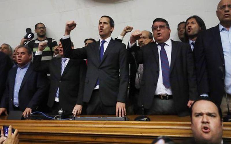 Photo of El Grupo de Contacto sobre Venezuela reitera su apoyo a Guaidó