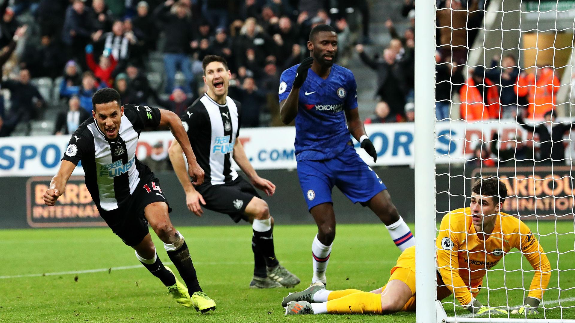 Photo of Chelsea se marchaba con un punto en el bolsillo pero en el último minuto Newcastle United se lleva la victoria
