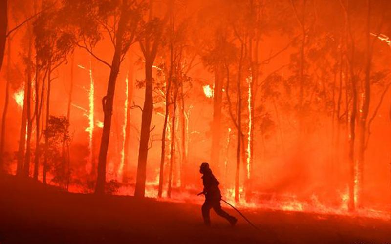 Photo of Australia extiende zonas de desastre por incendios