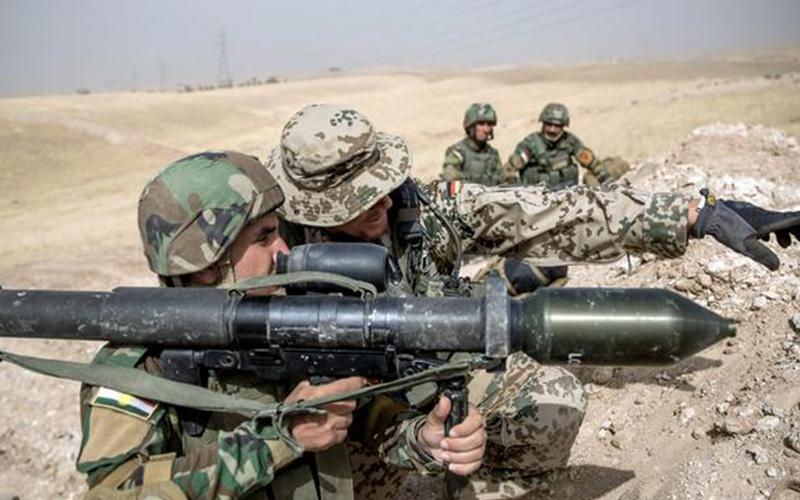 Photo of Alemania anuncia retirada de una parte de sus soldados en Irak