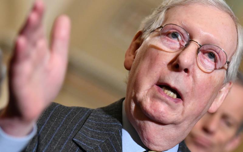 Photo of Juicio a Trump en Congreso de EEUU comenzaría la próxima semana, dice jefe del Senado