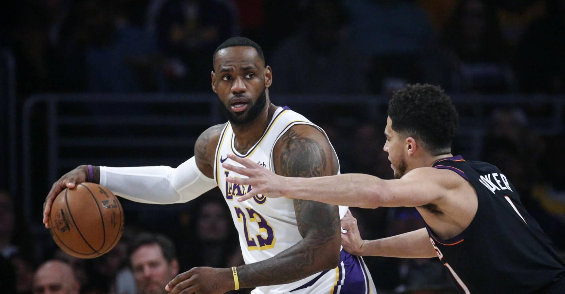 Photo of Bucks y Lakers comienzan el nuevo año con sendas victorias