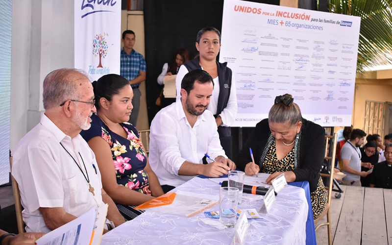 Photo of [Audio] Ministerio de Inclusión Económica se acerca a organizaciones sociales de cantones de Guayas con ayuda