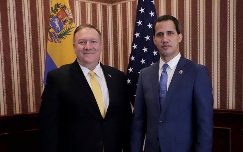 Photo of Mike Pompeo: Habrán más acciones de los Estados Unidos para apoyar a Guaidó