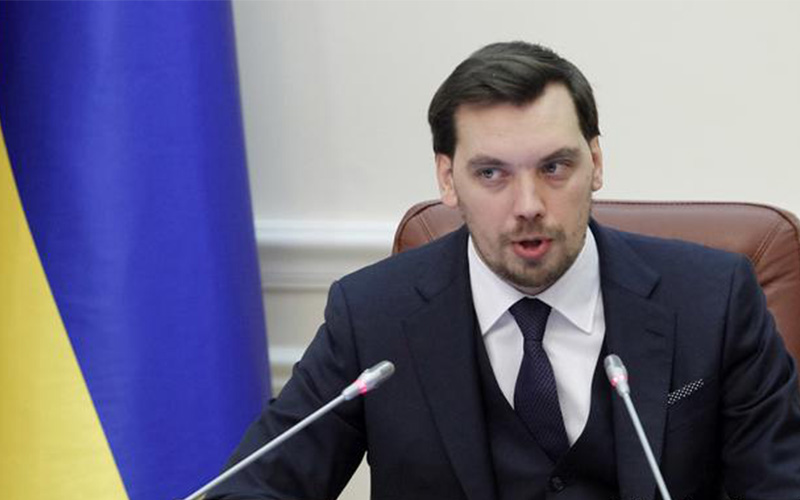Photo of Dimite el primer ministro de Ucrania tras polémico audio