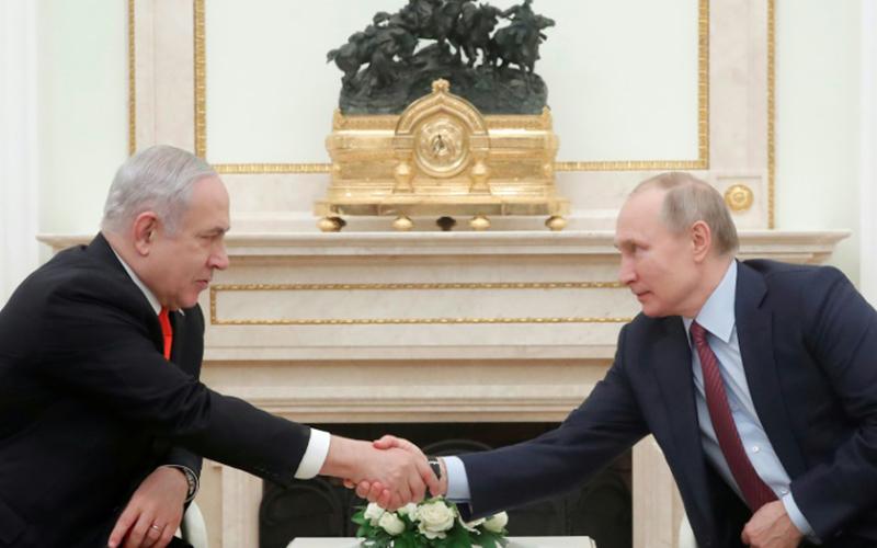 Photo of Netanyahu presenta a Putin el plan Trump para Oriente medio como «una oportunidad única»