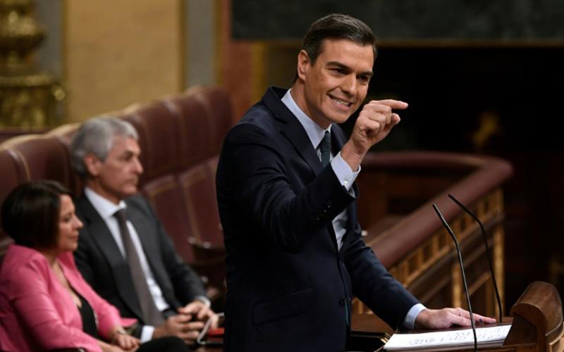 Photo of Pedro Sánchez, a un paso de la presidencia gracias una votación muy ajustada