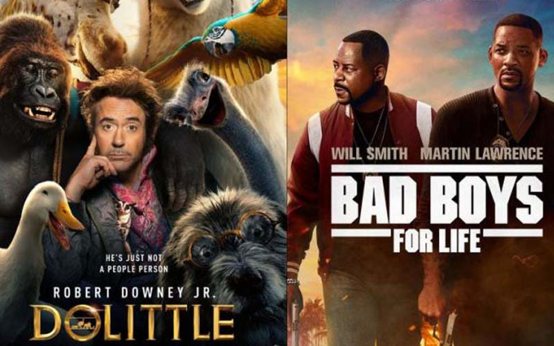 Photo of «Bad Boys» y «Dolittle», acción y aventuras familiares en los cines de EE.UU.