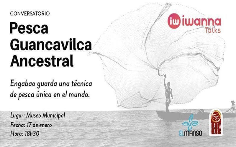 Photo of Conversatorio «Pesca Guancavilca Ancestral» en el Museo Municipal de Guayaquil