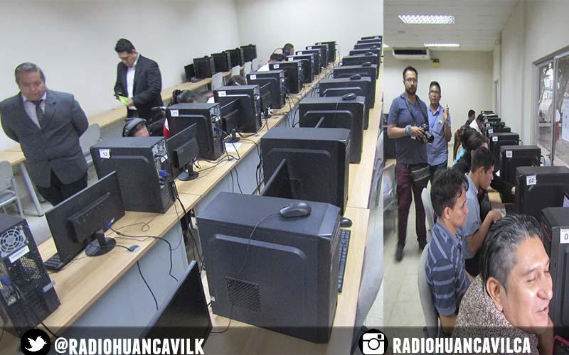 Photo of [AUDIOS Y VÍDEO] Estudiantes con discapacidad rindieron el Examen Ser Bachiller