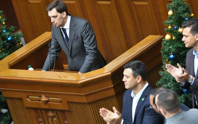 Photo of El presidente ucraniano rechaza la dimisión de su primer ministro tras la filtración de críticas