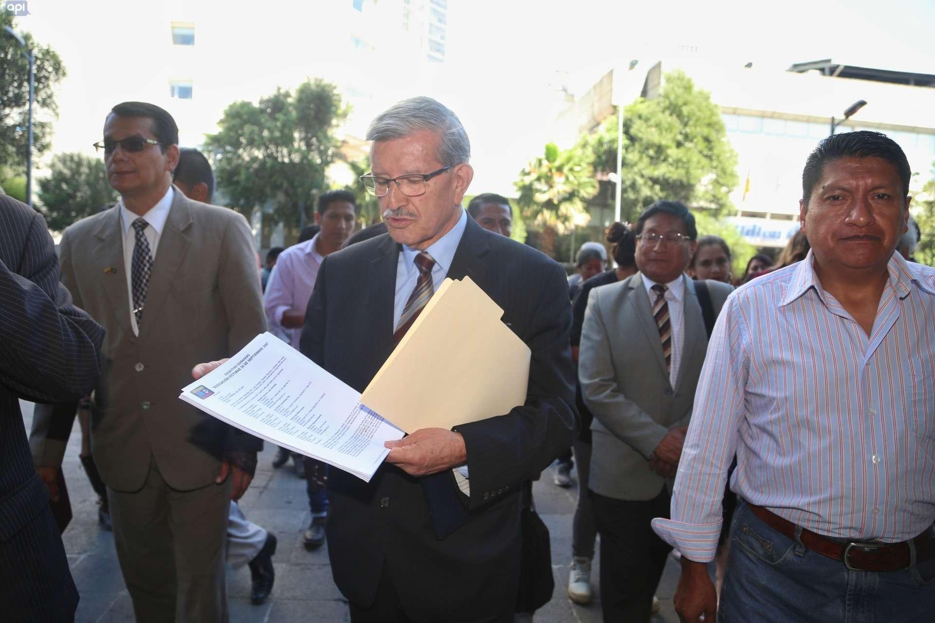 Photo of 30-S: expolicías buscan inocencia con un recurso de revisión