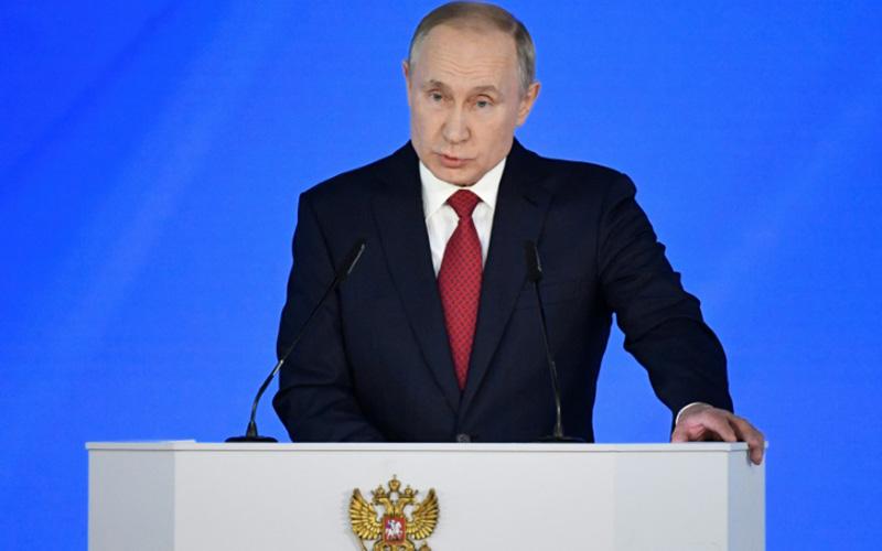Photo of Putin propone un referéndum sobre una serie de reformas constitucionales en Rusia