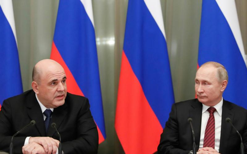 Photo of Putin nombra a su nuevo gobierno y conserva a ministros clave