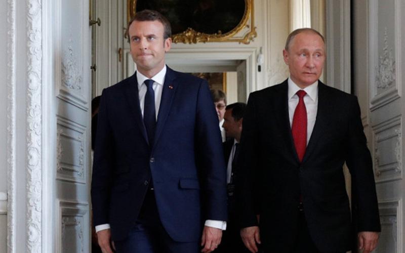 Photo of Putin y Macron preocupados por la muerte de Soleimaní en un ataque de EE.UU.
