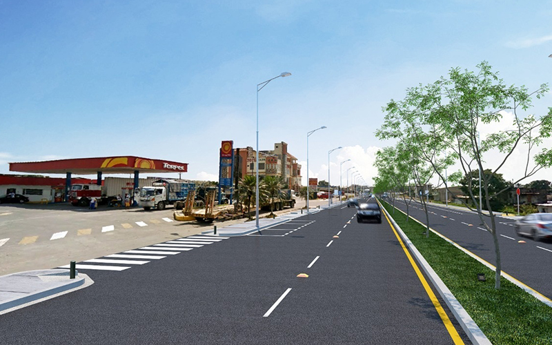 Photo of Prefecto Terán presentó proyecto de construcción de nueva vía de ingreso a QuevedoDE NUEVA VÍA DE INGRESO A QUEVEDO