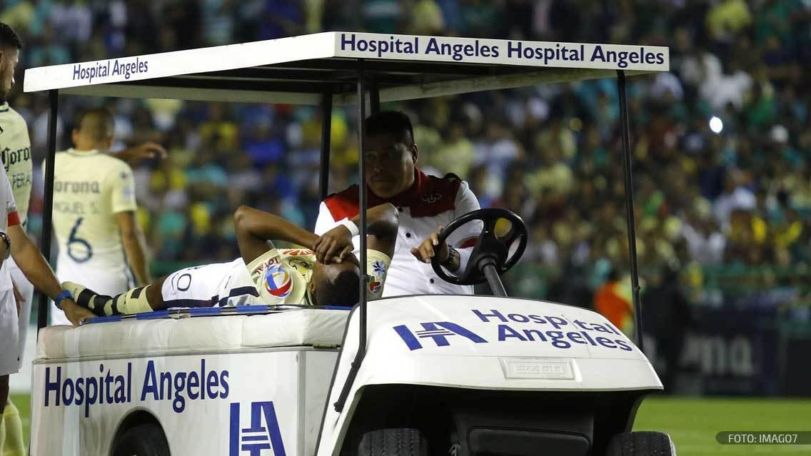 Photo of Renato Ibarra sufrió una lesión en un tendón y tendrá que ser operado