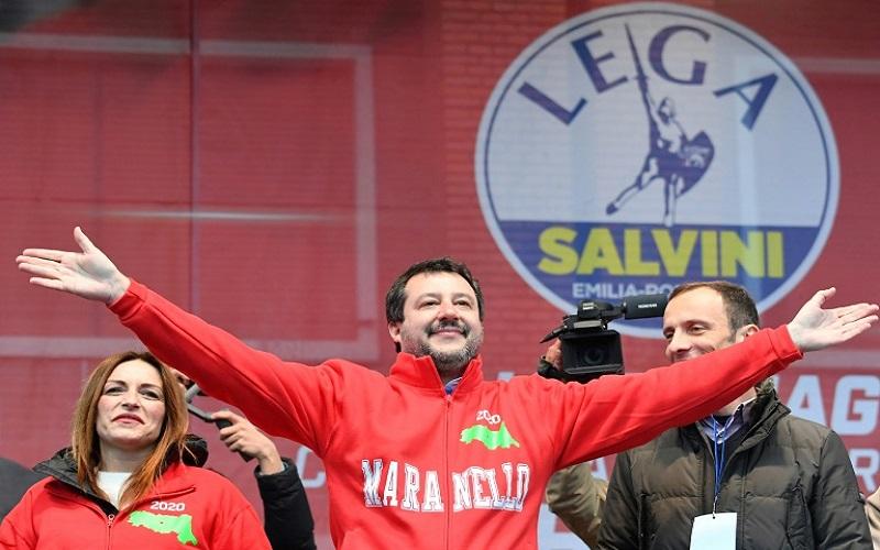 Photo of Elecciones en Emilia-Romaña, una amenaza para el gobierno italiano si gana la ultraderecha