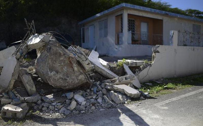 Photo of Puerto Rico aún bajo intensa actividad sísmica