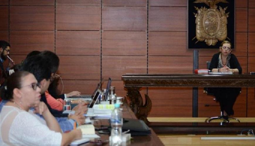 Photo of Caso Sobornos: Jueza acepta revisión de medidas cautelares para tres procesados
