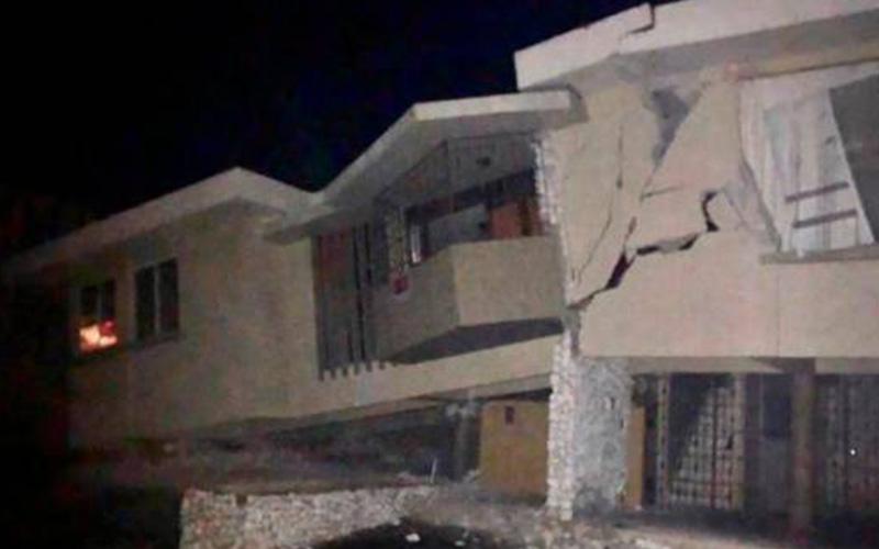 Photo of Suspenden las labores de los funcionarios en Puerto Rico por el terremoto