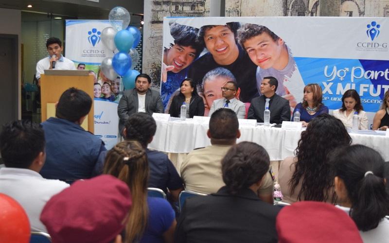 """Photo of Lanzamiento de resultados del proyecto de política pública """"Yo participo por mi futuro, por una adolescencia responsable"""""""