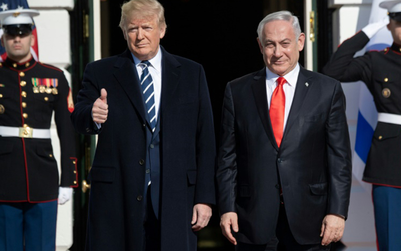 Photo of Trump devela su plan de paz, alabado por Israel pero rechazado por los palestinos